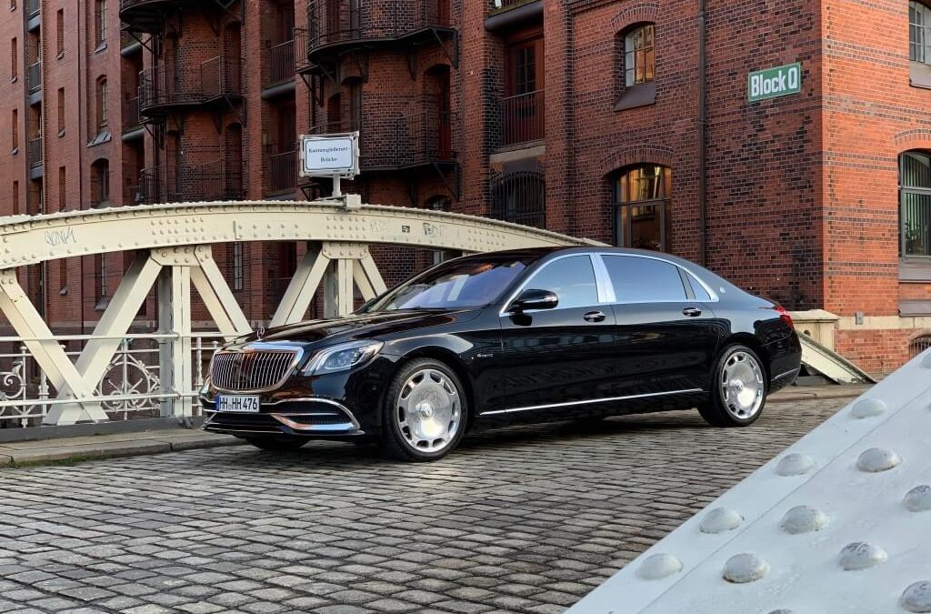 maybach-flotte