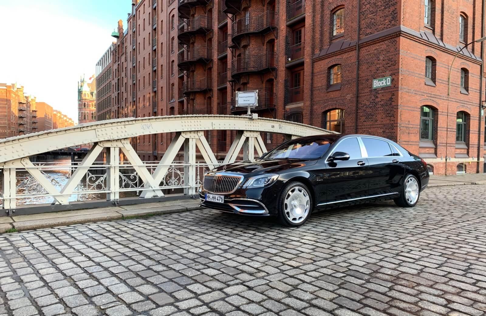 maybach-limousinenservice