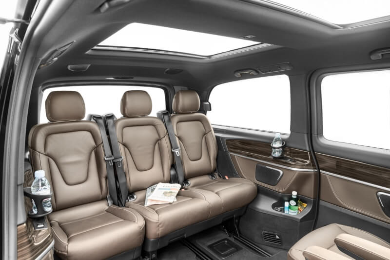 mercedes-premium-van