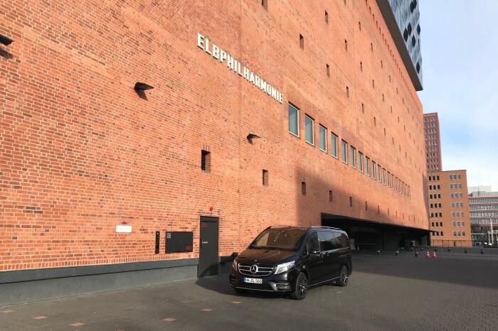 premium van sightseeing